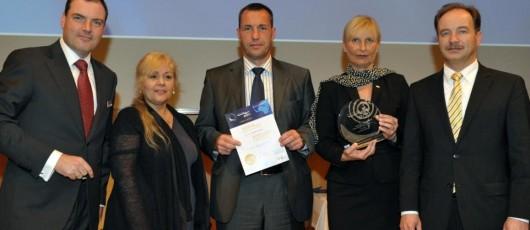 """Telematik Award 2011: Preisträger im Bereich Immobilien Telematik """"Vereinigte Leipziger Wohnungsgenossenschaft eG"""""""