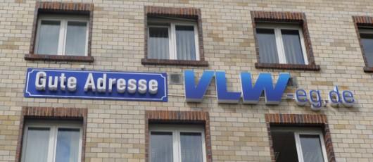 Hausansicht VLW-Geschäftsstelle